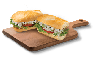 All-White Rotisserie Chicken Salad Sandwich
